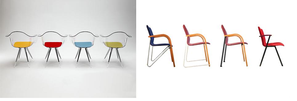 Bijzondere Design Stoelen.Projectinrichter Indoorplan Is Anders